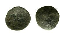 s474_3) MESSINA Guglielmo I 1154-1166 frazione di Follaro con Madonna e Gesù