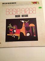 COUNT BASIE - INSIDE/OUTSIDE - VSP VERVE RECORDS LP  1966 MINT LP / MINT- COVER