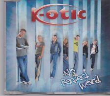 K-Otic-No Perfect World cd maxi single