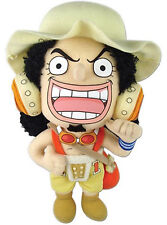 "One Piece ~ 8"" USOPP PLUSH FIGURE ~ Official Great Eastern Company Plushie"