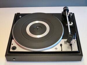 Dual 1224 Schallplattenspieler * mit original verpackter neuer Nadel
