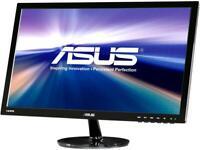 "ASUS VS239H-P 23"" Full HD 1920 x 1080 VGA DVI HDMI Splendid Video Intelligence T"