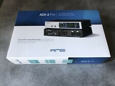 RME ADI-2 PRO - DAC Audio Interface USB Audiophile