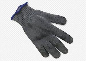 Knife Fish Fillet Gloves Filet Scaler Safety Protection Scaling