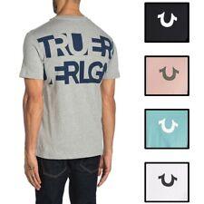 True Religion Men's Brand Logo Graphic Tee T-Shirt