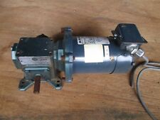 GROVE GEAR TMQ213-1 (WORM SPEED REDUCE) WITH A-O SMITH MOTOR D039
