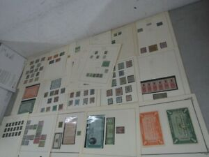 Nystamps S Old US BOB Revenue stamp collection Scott page !