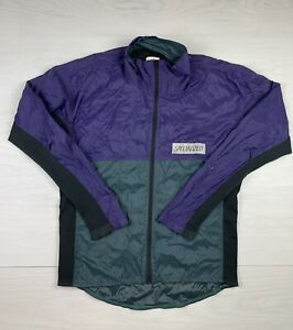 VTG Specialized Wind stopper  Cycling Jacket Mens Large