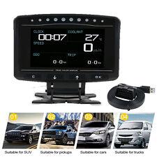 AUTOOL X50 PRO OBD2 HUD Head Up Display Speedometer Engine Temperature Gauge