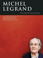 MICHEL LEGRAND THE PIANO COLLECTION PIANO VOCAL GUITAR SHEET MUSIC SONG BOOK
