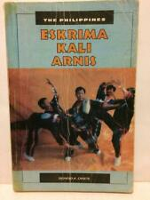 Eskrima Kali Arnis (Filipino Stickfighting and other techniques) Dionisio Canete