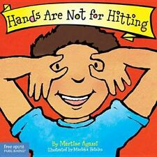 Hands Are Not for Hitting (Board Book) (Best Behavior Series)