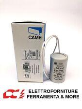 CAME 119RIR295 - Condensatore 10 micro Farad con cavi