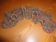 Knitting pattern - Super easy Potato Chip Scarf
