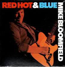 MIKE BLOOMFIELD red hot & blue - unreleased 75-77 CD SEALED Mini-LP sleeve RARE