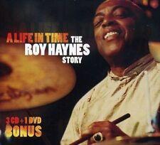 ROY HAYNES - LIFE IN TIME: THE ROY HAYNES STORY [BONUS DVD] (NEW CD)