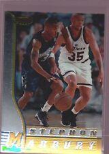 STEPHON MARBURY 1996-97 BOWMAN'S BEST ROOKIE CARD MINT RC SP KNICKS $8