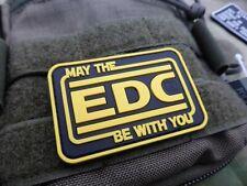 JTG  EDC / Every Day Carry Patch, fullcolor / JTG 3D Rubber Patch