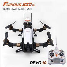 Walkera Furious 320 GPS Version FPV Racing Drone RTF with DEVO 10