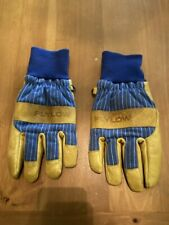 New listing Flylow leather ski gloves large