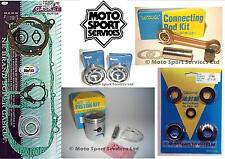 Suzuki LT 80 Mitaka Engine Rebuild Kit Rod Piston 51.00mm Mains Gasket Seal