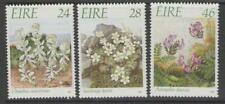 IRELAND SG698/700 1988 ENDANGERED FLORA OF IRELAND MNH