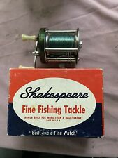 SHAKESPEARE MODEL 1901 ACME LEVEL-WIND CASTING REEL NOS in BOX VINTAGE, RARE