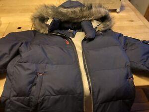 Womens Large NFL Reebok Denver Bronco's Coat