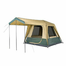 OZtrail DTF-C240-E Fast Frame Cruiser 240 Tent for 4 Adults - Green/Beige