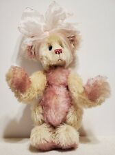 Busser Bears by Leann Snyder - Lil' Honey Bear, LE, Mohair, Jointed, Made in USA