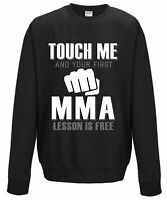 Touch Me and Mma Lesson Is Free - jumper