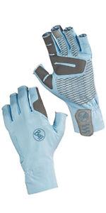 Buff Aqua+ Fishing Water Gloves-UPF 50+ Sun Protection-Pick Color/Size-Free Ship