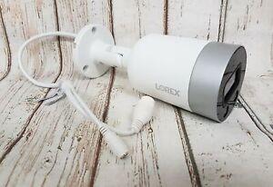 Lorex E891AB 4K Ultra HD Smart Deterrence IP Camera w Color Night Vision