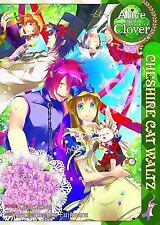 Alice in the Country of Clover: Cheshire Cat Waltz Vol. 7 - BRAND NEW!