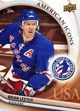 2012 Upper Deck National Hockey Card Day USA #15 Brian Leetch