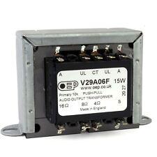 More details for 15w push-pull amplifier output transformer for el84 6v6gt 6f6 (oep v29a06f)