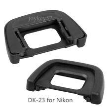 Rubber Viewfinder Eyepiece DK-23 Eyecup Eye Cup for Nikon D7200 D7100 D300 D300s