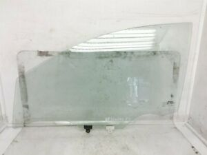 07 - 12 Nissan Versa hatchback Front Driver Left Door glass window 80301-EL000