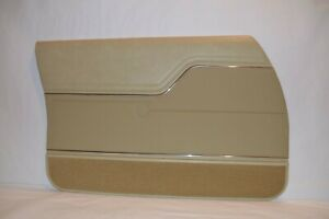 Holden HJ HX HZ GTS Full Set of Front and Rear Door Trim Panel CHMOIS 60v