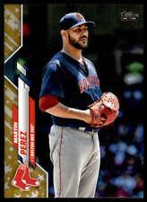 Martin Perez 2020 Topps Gold Stars #444 Red Sox ID:28238