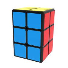Qiyi 2x2x3 Magic Cube Speed Puzzle Toy Kid Child Twisty Brain Teasers Gift Black