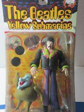 The Beatles Yellow Submarine McFarlane Action Figure Doll NIB John Lennon JEREMY