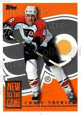 1995-96 Topps New To The Game #12 Chris Therien