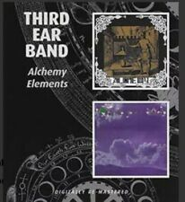 Third Ear Band ‎– Alchemy / Elements 2CD/Mint-Like New