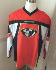 NWT 2XL XXL Thor Core 4 Jersey Orange Black Green White 1612-80-06 Motocross
