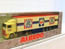 Albedo 1/87 Volvo Koffersattelzug Lusso Eldorado Iglo OVP (TR9148)