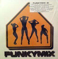 "Funkymix 41 LP 12"" Blaque Nsync QTip Dr Dre Missy Elliot DMX Notorious B.I.G."