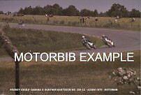 O342- JAN EGGENS 125CC CONDER RAALTE 1977 FOTO