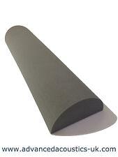 "Advanced Acoustics Column4 Acoustic Panel 12"" x 48"" Studio Treatment Foam Grey"