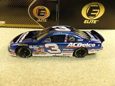 New 1999 Action Elite 1:24 NASCAR Dale Earnhardt Jr AC Delco Last Lap Century